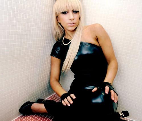 American Pop singer songwriter Lady GaGa