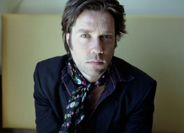 Canadian-American singer-songwriter Rufus Wainwright