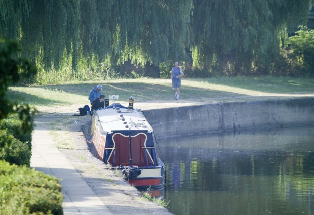 Canal & Boat