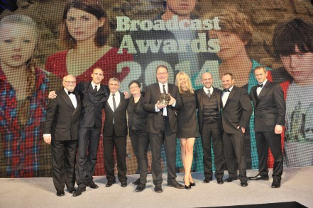 Broadcst Awards 2014 - Best Drama Series 2